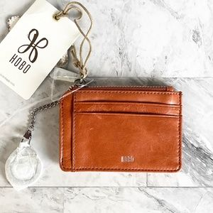 NEW Hobo Kai Leather Card Holder